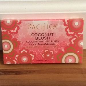 Pacifica Coconut Blush Duo Beaming & Tenderheart